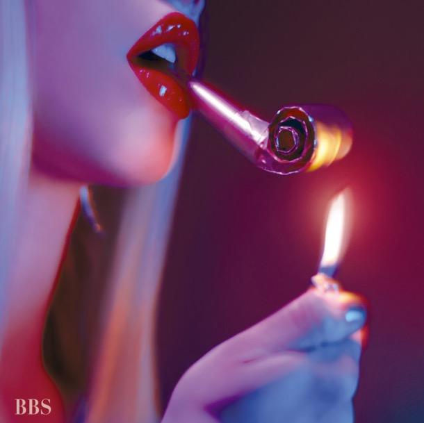 "Portada del EP ""BBS -Volumen 1"""